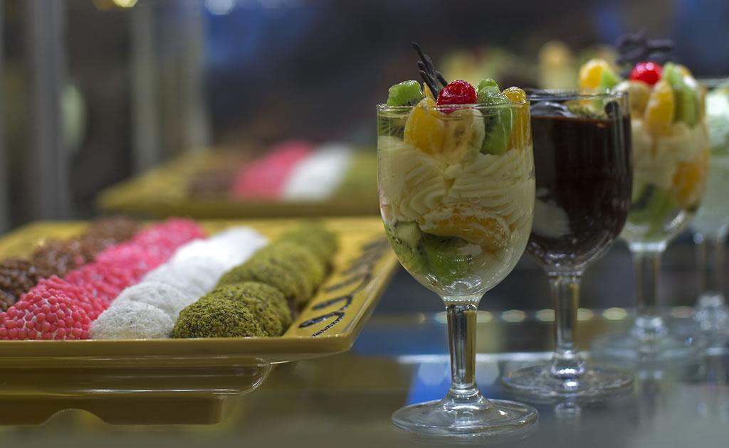 HOTEL İÇKALE :: Caramel Brasserie
