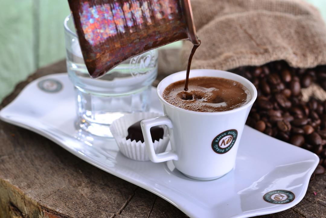 HOTEL İÇKALE :: Kahve durağı