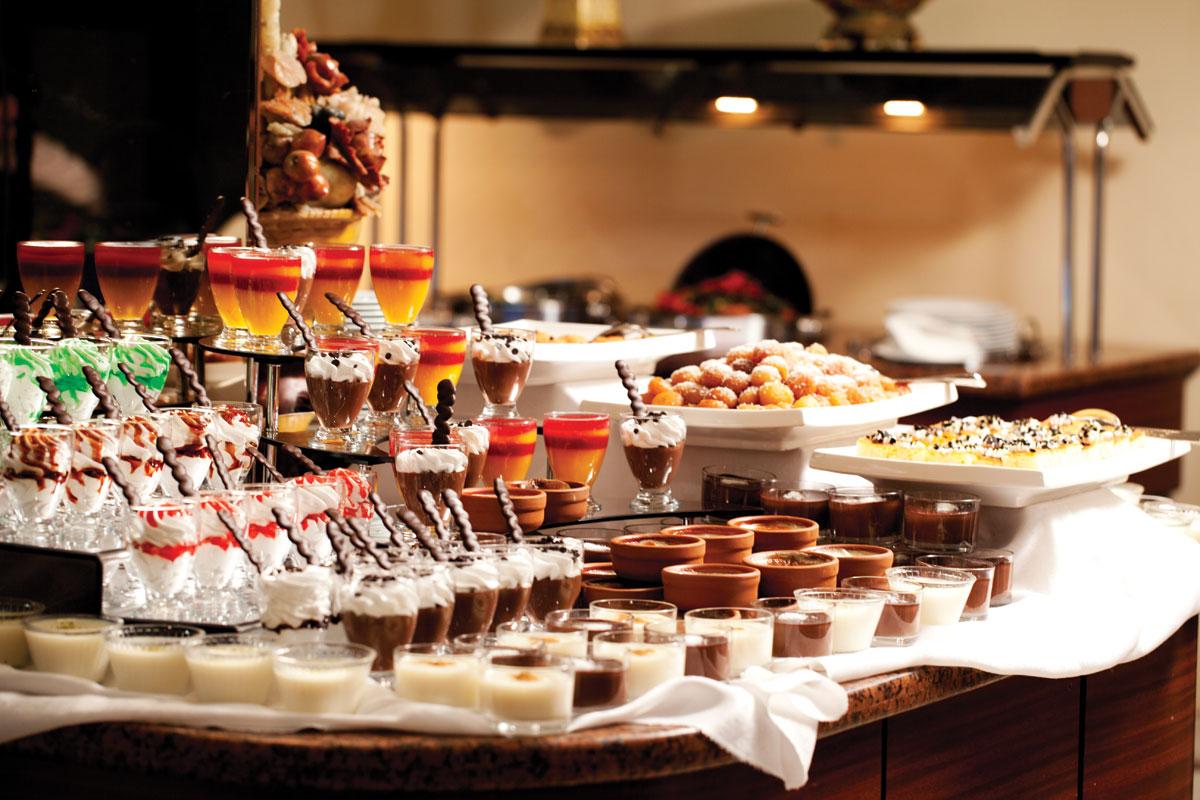 HOTEL İÇKALE :: Catering