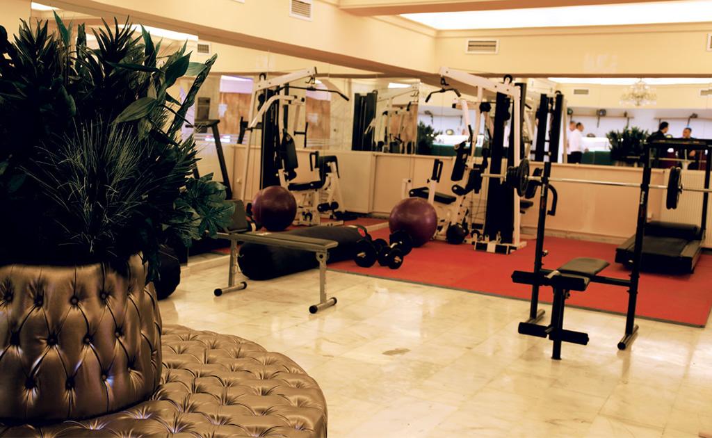 HOTEL İÇKALE :: Wellness